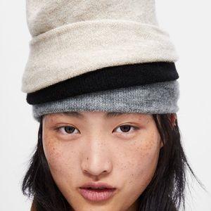 ZARA Knit Beanie